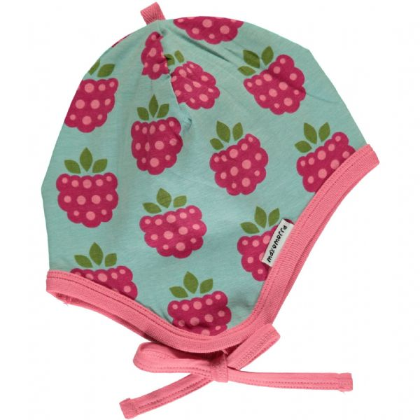 Maxomorra Helmet Hat Raspberry